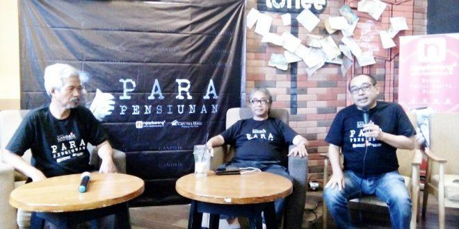 Peduli Budaya, Teater Gandrik Hari Ini Tampil di Surabaya